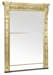 A REGENCY GILTWOOD AND GILT-CO