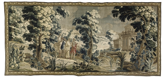 A SOHO MYTHOLOGICAL TAPESTRY