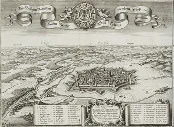 MERIAN, Matthäus (1593-1650).