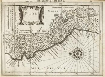 MERCATOR, Gérard (1512-1594) &