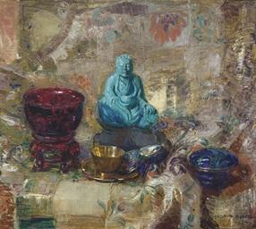 The Turquoise Buddha