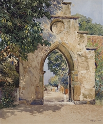 The Old Archway