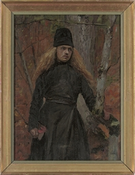 A Russian Monk
