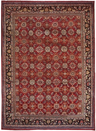 An fine Mahal carpet