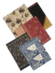 A COLLECTION OF JAVANESE BATIK