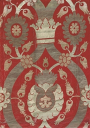 A GOOD LENGTH OF SILK, FRENCH