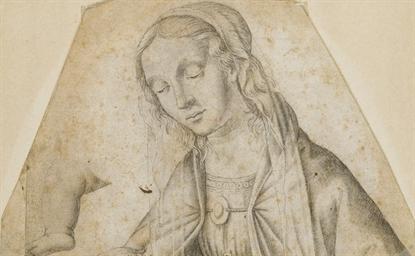 La Vierge, étude subsidiaire d