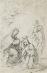 La Vision de sainte Thérèse d'