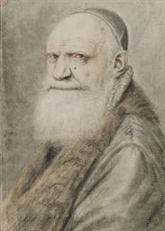 Portrait d'un ecclésiastique