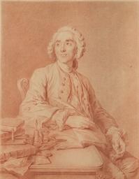 Portrait presumé de Monsieur L