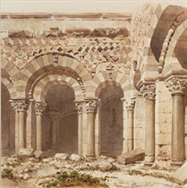Le Cloître de la cathédrale du Puy-en-Velay