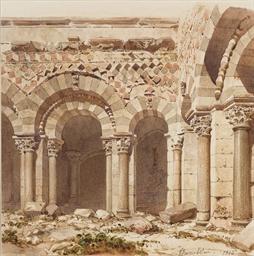 Le Cloître de la cathédrale du