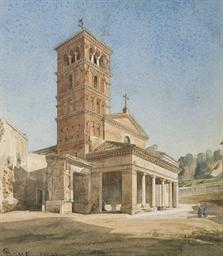 Vue de l'église San Giorgio al