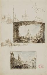 Le pont de Rialto à Venise et