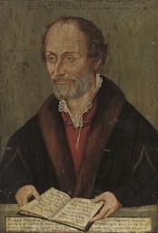 Portrait of Philipp Melanchtho