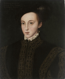 Portrait of Edward (1537-1553)