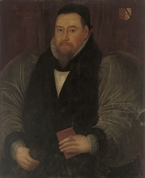 Portrait of Martin Heton (1554