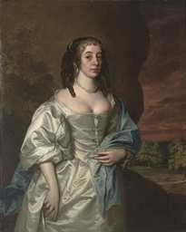 Portrait of a lady of the Osbo