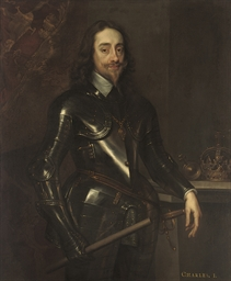 Portrait of King Charles I, th