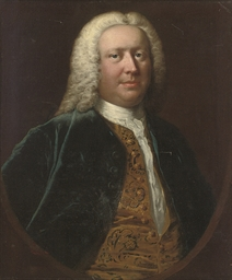 Portrait of Henry Crispe of Ca