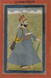 A PORTRAIT OF A PRINCE, JODHPU