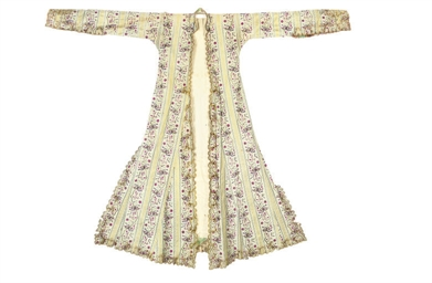 A LADY'S ROBE (ANTERI), TURKIS
