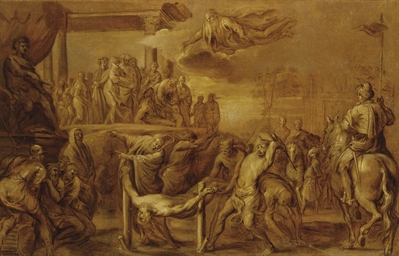 Le Martyre de saint Vincent de