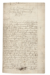 JAMES CHALONER (c.1602-1660).
