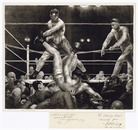 Dempsey and Firpo (M. 181)