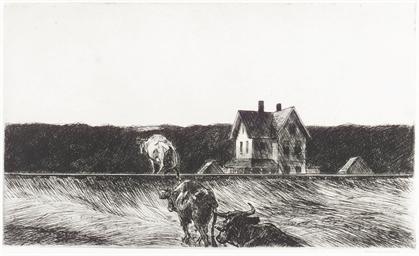 American Landscape (Zigrosser