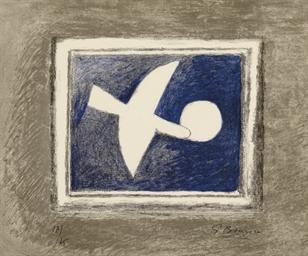 Astre et oiseau I (V. 129)