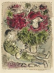 Le bouquet de peintre (M. 483)