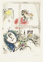 Paris de la fenêtre (M. 599)