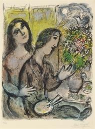 La femme du peintre (M. 630)