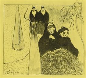 Les vielles filles Arles (Guér