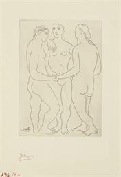 Les trois amies (B. 76; Ba. 11