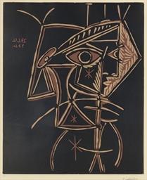 Tête de femme (B. 947; Ba. 121
