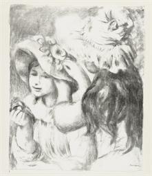 Le chapeau épinglé (D.; S. 30)