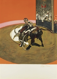 Study for Bullfight I