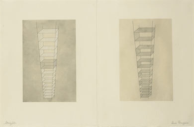 Untitled, two studies from The
