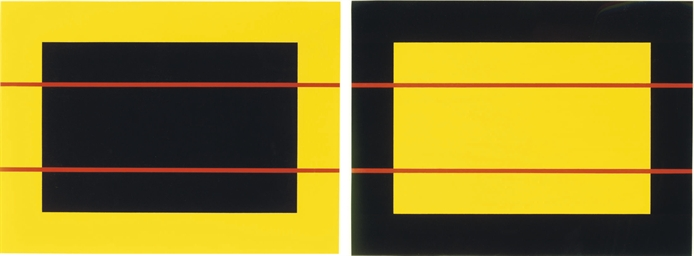 Untitled (St. Gallen I and II)