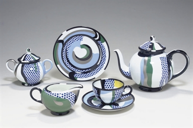 Tea Set (not in Corlett)