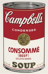 Consommé, from Campbell's Soup
