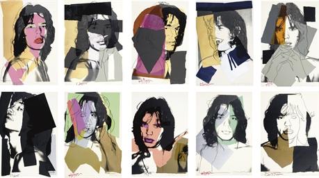 Mick Jagger (F. & S. 138-47)