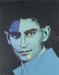 Franz Kafka, from Ten Portrait