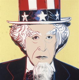Uncle Sam, from Myths (F. & S.