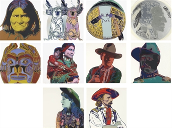 Cowboys and Indians (F. & S. 3