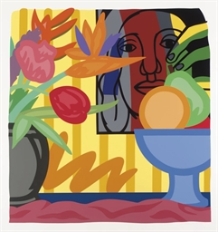 Mixed Bouquet with Léger, from
