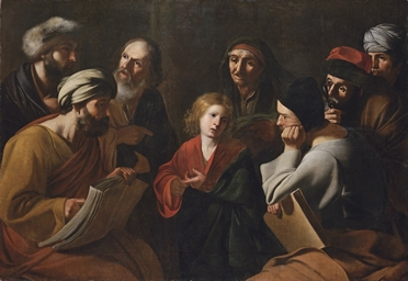 Christ among the Doctors