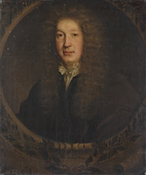 Portrait of John Dryden (1631-